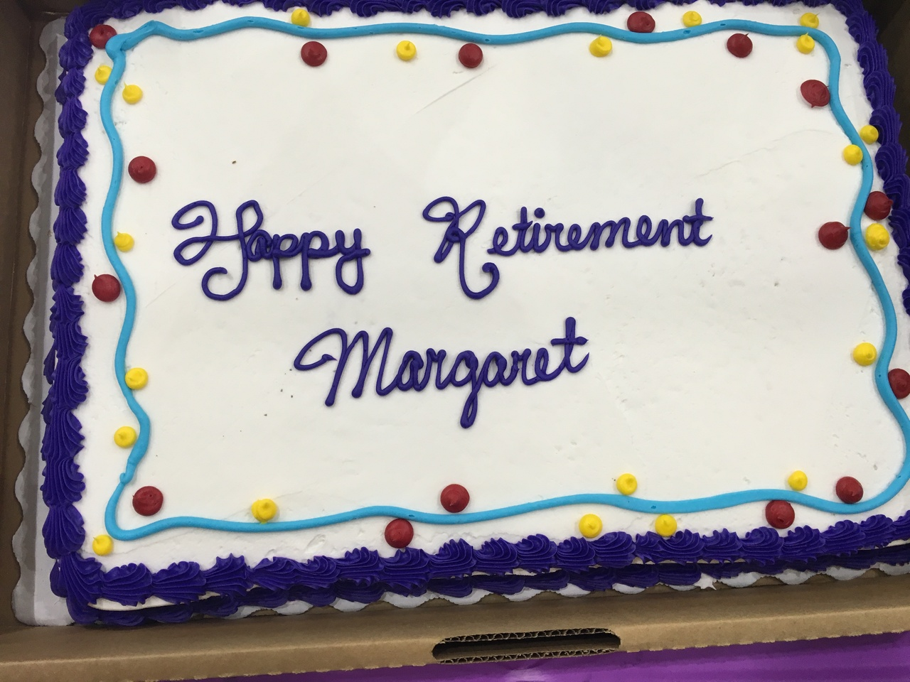 DOWNLITE Says Goodbye to Margaret