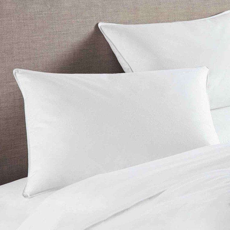 DOWNLITE Soft 230 TC Cambric Feather Pillow - Sale
