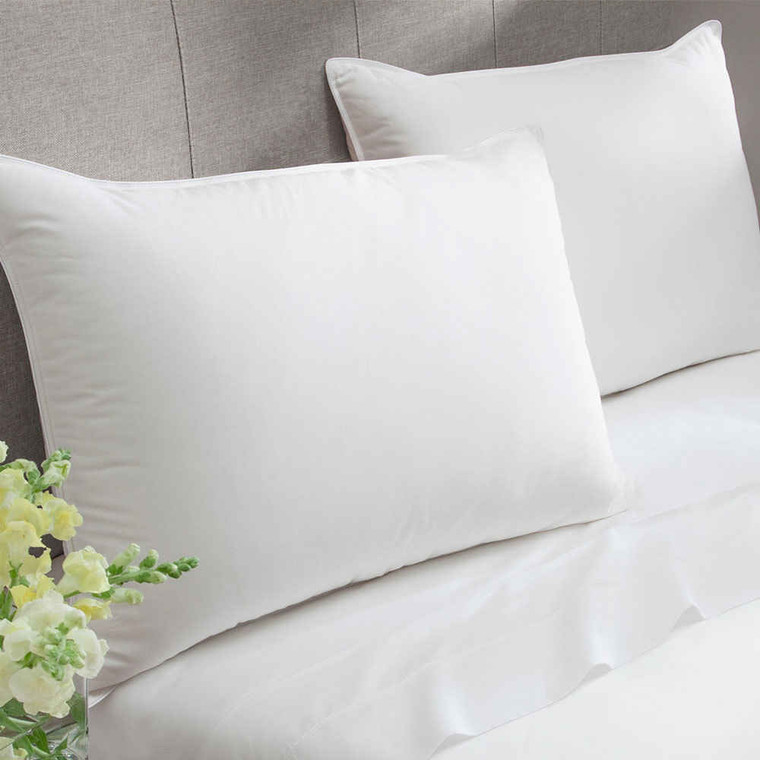 DOWNLITE USA Origin 400 TC Sateen White Down Pillow Sale