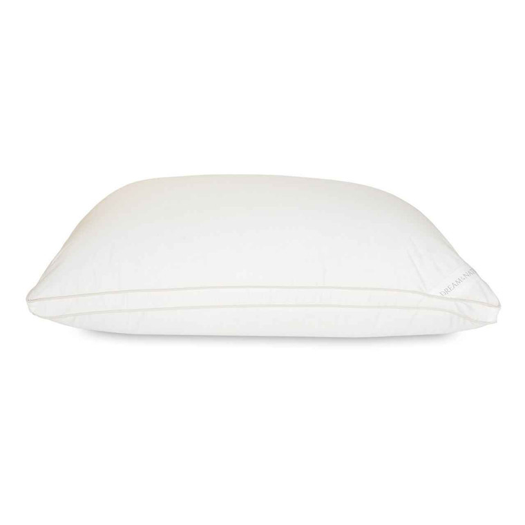 Dream Naturally Dream Naturally Medium Density Wool-Down Halo 300 TC Pillow