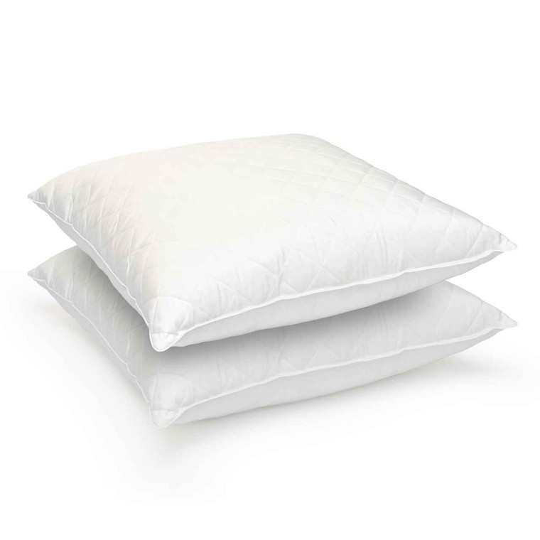 Stearns and Foster Stearns and Foster Feather Euro Pillow Twin Pack