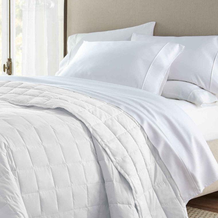 Stearns and Foster Stearns and Foster 600 Thread Count PrimaCool Sheet Set