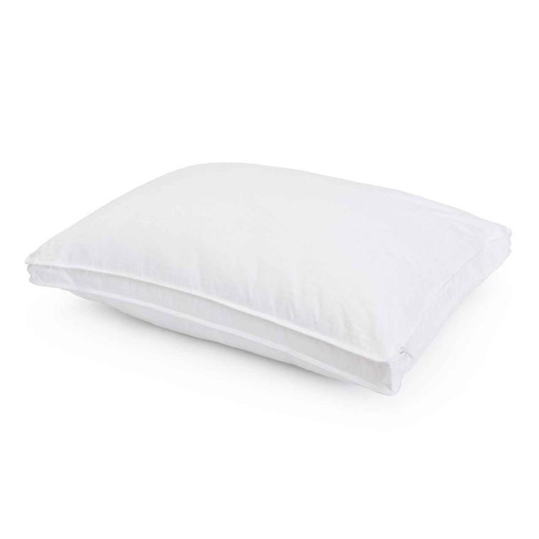 Famous Brand Firm Density 400 TC Hotel Supima Down Alternative Pillow