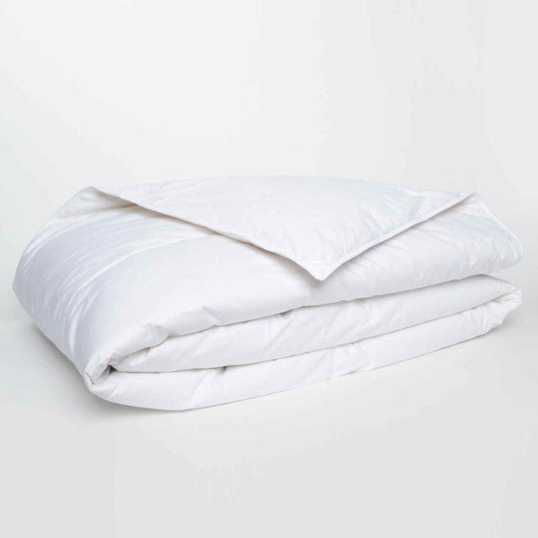 DOWNLITE Twin XL White Duck Down Insert - Perfect For Dorms