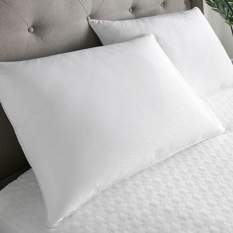 Tommy Bahama Tommy Bahama Freeze Diamond Pattern Medium Density 230 TC LiquiLoft Ultimate Cooling Pillow