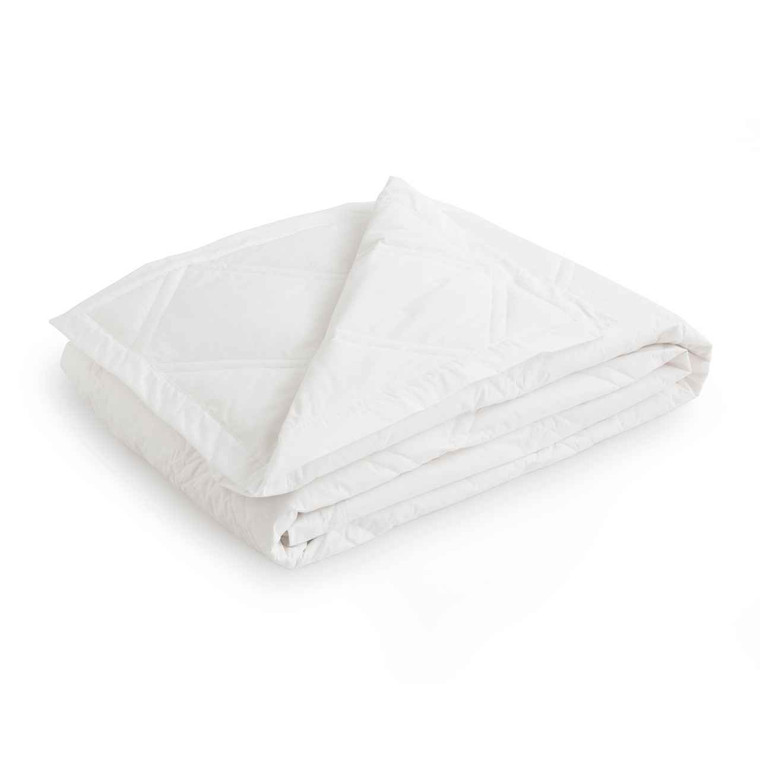 DOWNLITE Hotel and Resort Downlite Lightweight WDD 300 TC Double Diamond Quilted Down Blanket