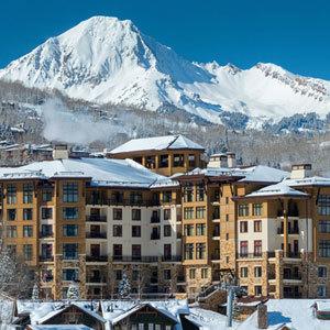 Viceroy Snowmass Ski Resort Bedding