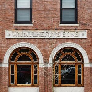 Wm. Mulherin's Son Hotel Bedding