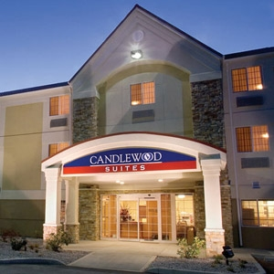 Candlewood Suites Hotel Bedding