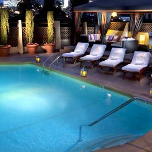 Le Parc Suite Hotel Bedding