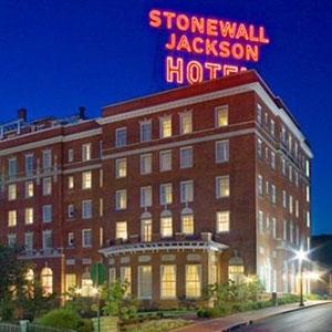 Stonewall Jackson Hotel Bedding