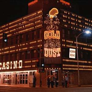 Gold Dust West Casino Bedding