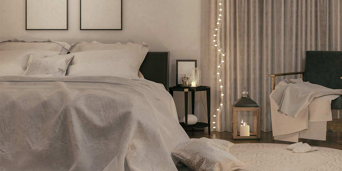 Get ready for the holidays with snuggly down bedding from DOWNLITE