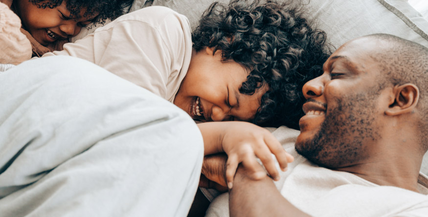 Fathers Day Gift Time with DOWNLITE Bedding