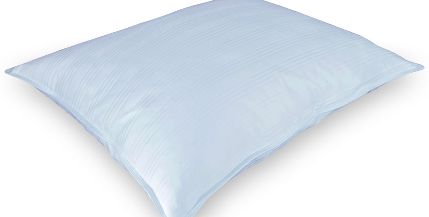 Extra Soft & Thin Down Pillow Now Back @ DOWNLITE