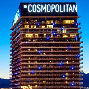 The Cosmopolitan Las Vegas Hotel Bedding