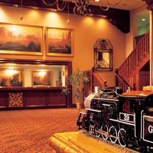 Grand Canyon Rail Hotel Bedding