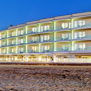 Pier South Resort Bedding