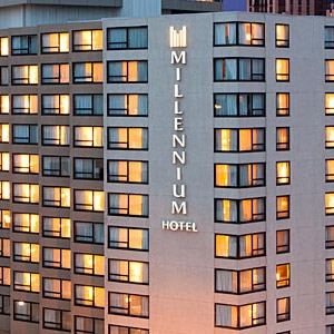 Millennium Hotels Bedding