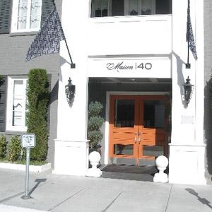 Maison 140 Hotel Bedding