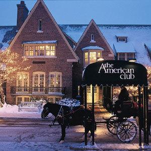 The American Club - Kohler Resort Bedding