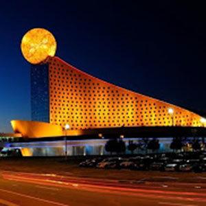 Golden Moon Hotel & Casino Bedding