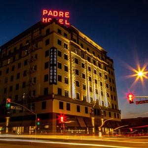 Padre Hotel Bedding