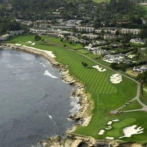 Pebble Beach Golf Resort Bedding