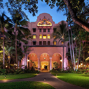 The Royal Hawaiian Resort
