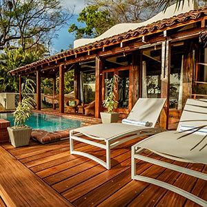 Sansara Surf & Yoga Resort Bedding