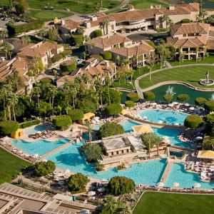 The Phoenician Resort Bedding