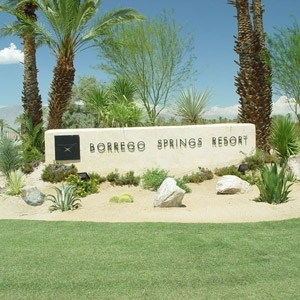 Borrego Springs Resort Bedding
