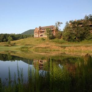 Brights Creek Golf Club Bedding