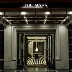 The Mark Hotel Bedding