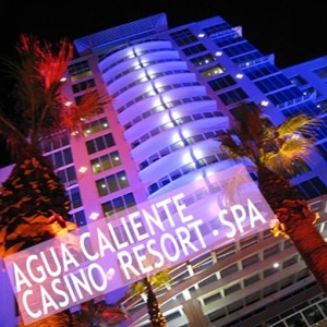 Agua Caliente Casino Resort Bedding
