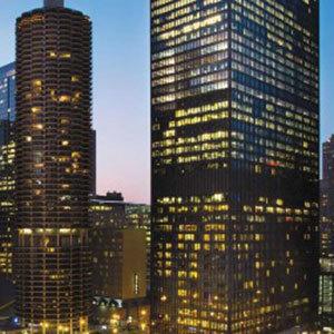 The Langham Hotel Bedding (Chicago)