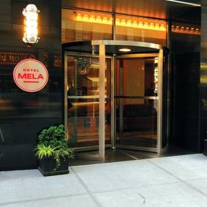 Hotel Mela Bedding
