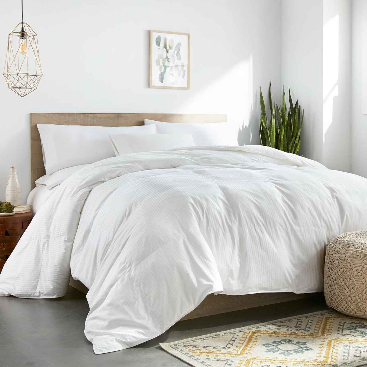 Colossal King Down Alternative Comforter Free Shipping