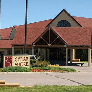 Arrowwood Cedar Shore Resort Bedding