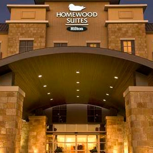 Homewood Suites Hotel Bedding
