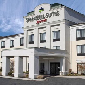 Springhill Suites Hotel Bedding