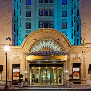 Hamilton Hotel Bedding