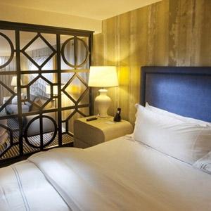 Chamberlain Hotel Bedding