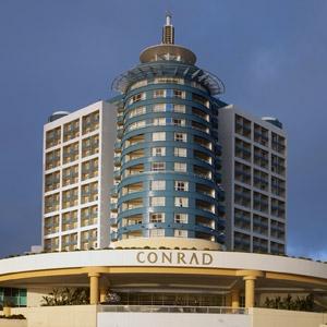 Conrad Hotel Bedding