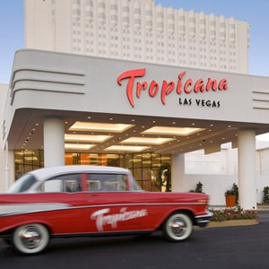 Tropicana Casino Hotel Bedding