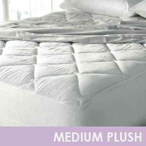 Medium Plush Mattress Pad