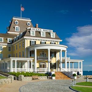 Ocean House Hotel Bedding By DOWNLITE