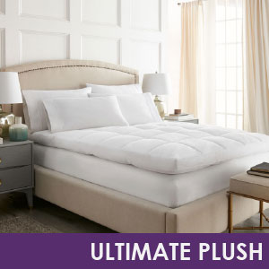 DOWNLITE Hotel & Resort Cloud Top Ultra Plush Feather Bed $150 - $250
