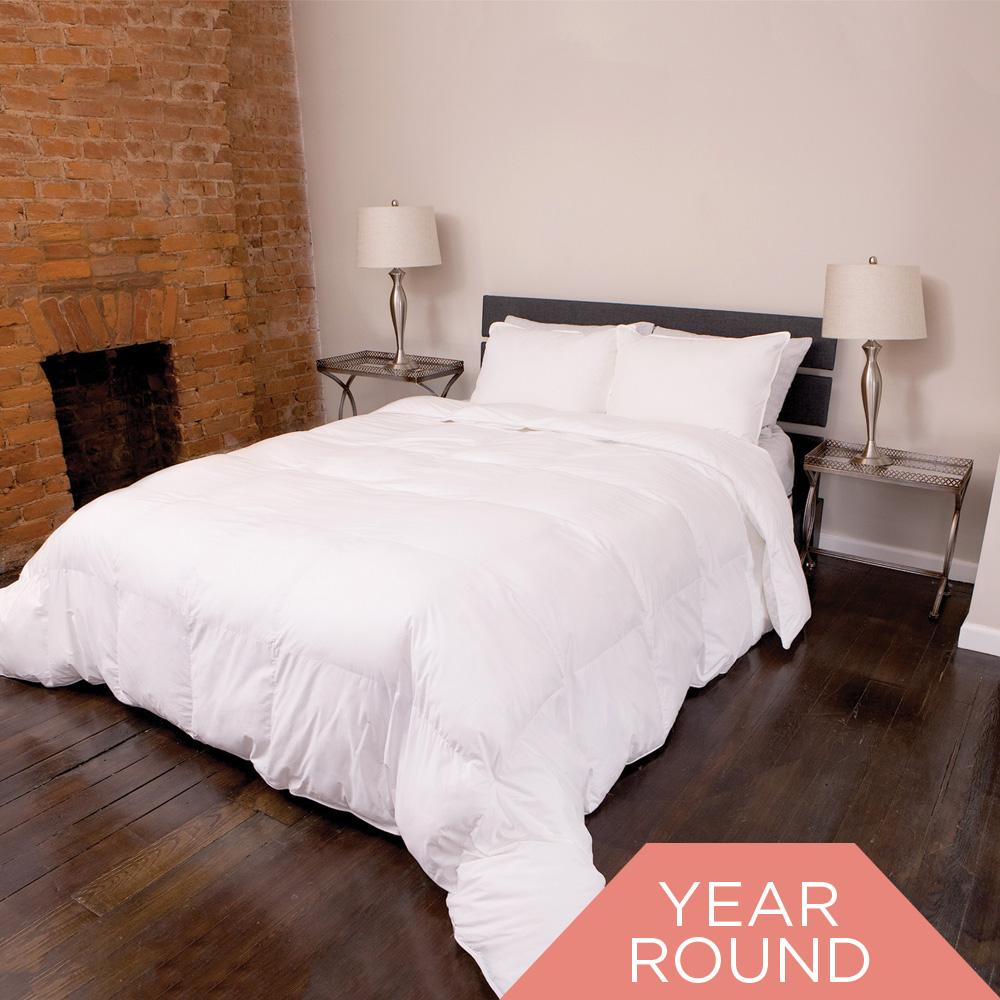 Colossal King Down Alternative Comforter