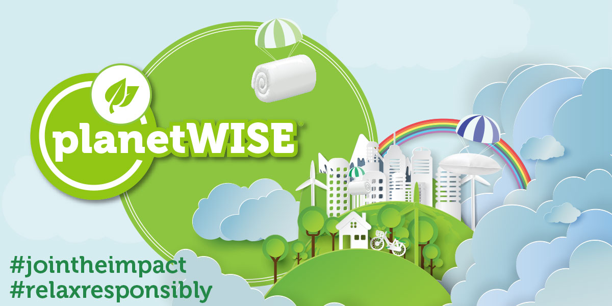 planetWISE brand banner